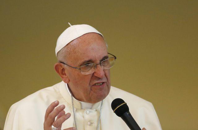 Papa Francis visita South Korea