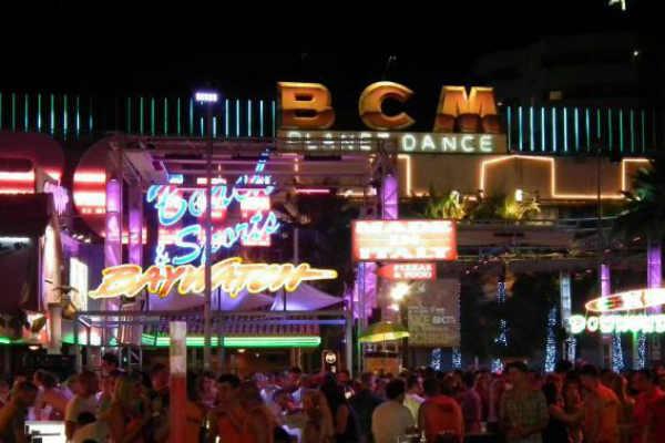 BCM Dance Palace, Mallorca- España