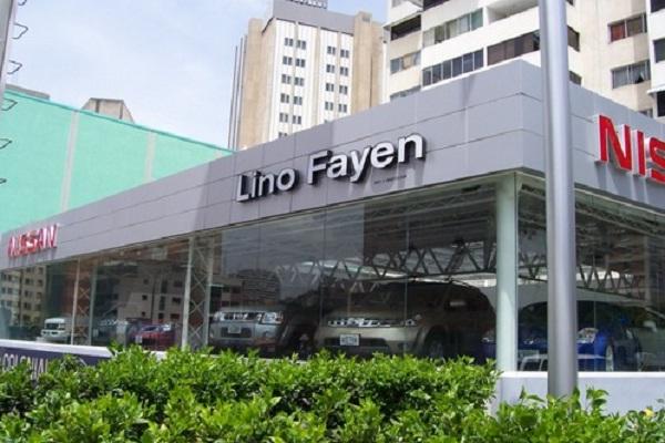 LInoFayen concesionarios