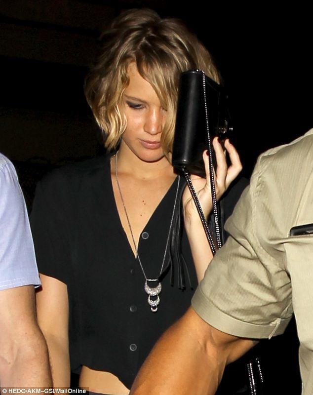 Jennifer Lawrence - DailyMail (2)