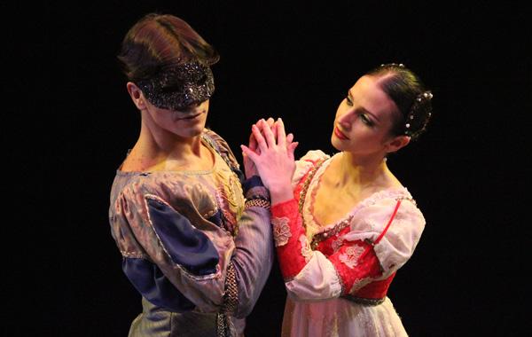 Romeo y Julieta en el Teresa Carreño / foto Rafael Campos-TTC