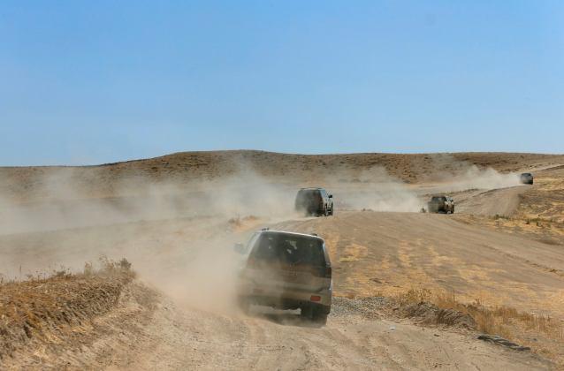 Los kurdos avanzan para combatir al Estado Islámico (Foto Reuters)