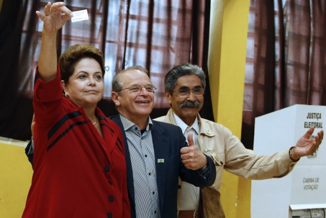 BRAZIL-ELECTIONS-ROUSSEFF