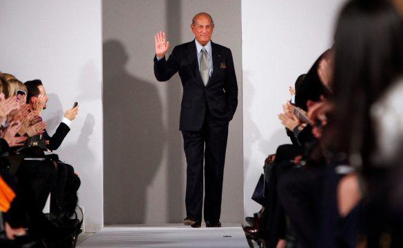 Óscar de la Renta, diseñador de moda (22 de julio de 1932 – 20 de octubre de 2014). El icono de moda murió por complicaciones derivadas de un cáncer, con 82 años.