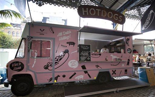 belgica camiones comida