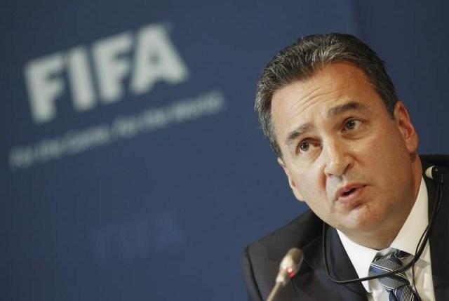 Foto: El investigador del comité de Ética de FIFA Michael Garcia /  Reuters