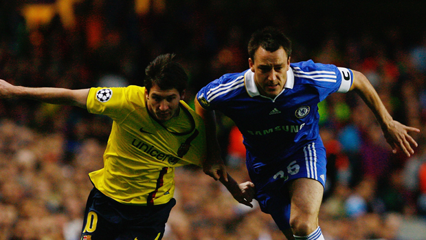 Messi vs Terry