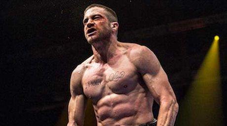 Foto: Jake Gyllenhaal el Southpaw / El Nacional