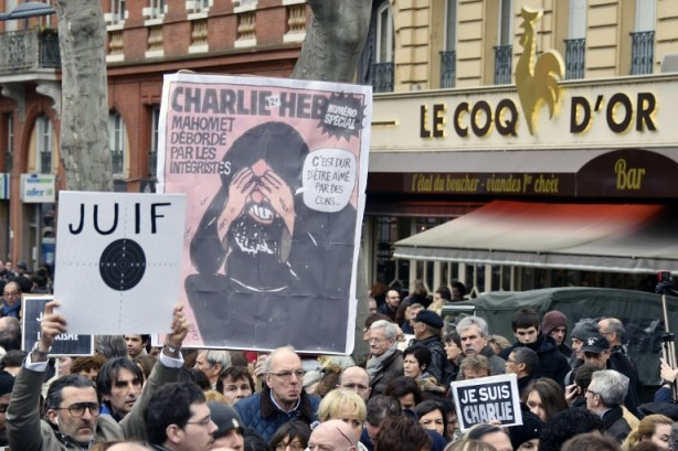 FRANCE-ATTACKS-CHARLIE-HEBDO