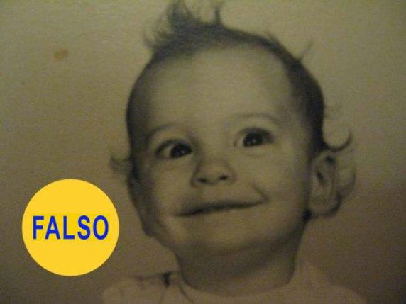 Charles Manson bebé