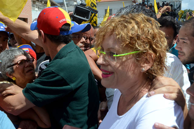 Henrique Capriles-marcha24Enero (2)