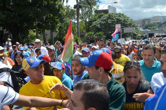 Henrique Capriles-marcha24Enero (5)