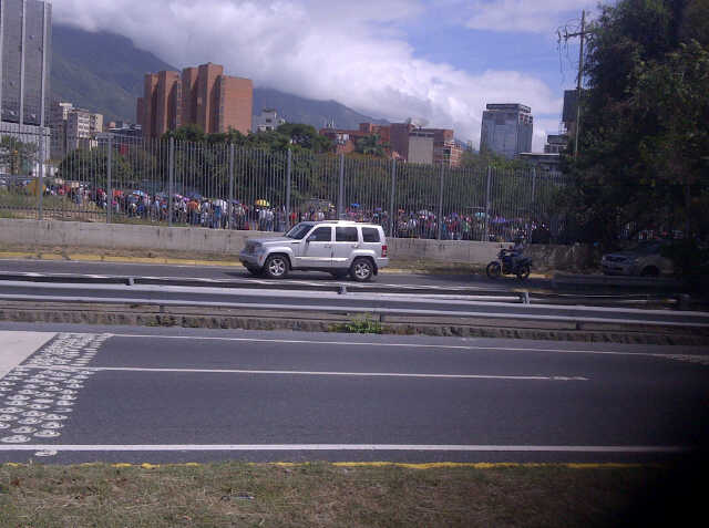BicentenarioPlaza Venezuela
