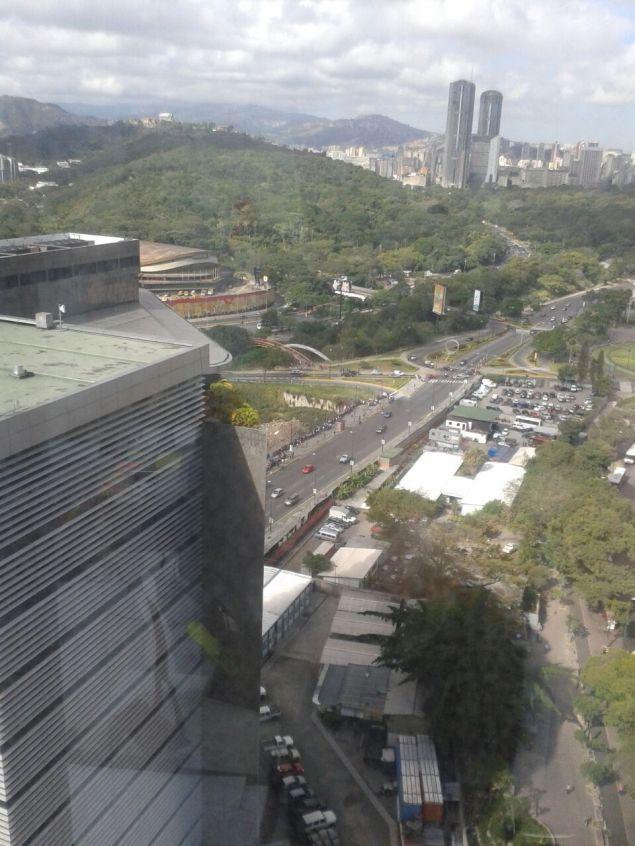 cola bicentenario plaza venezuela