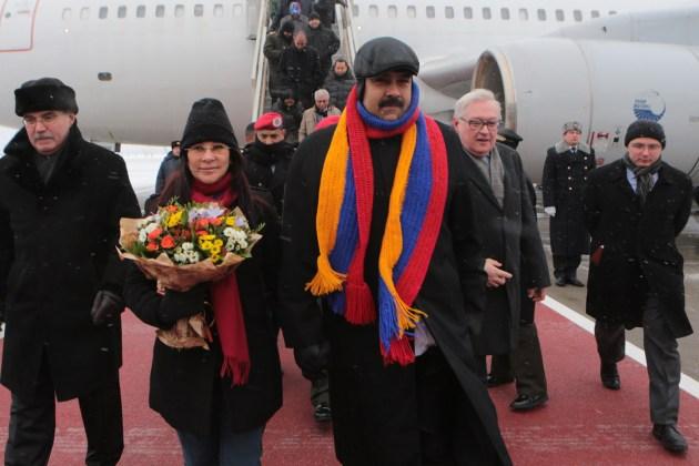 Maduro-bufanda