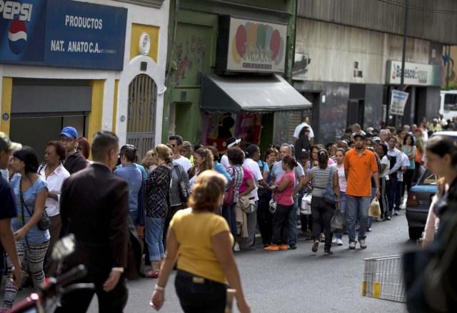 VENEZUELA-ESCASEZ