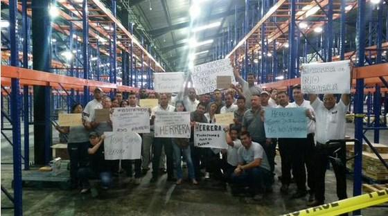 Empresas Herrera revelaron la verdad: Emprenderán acciones legales (FOTOS)