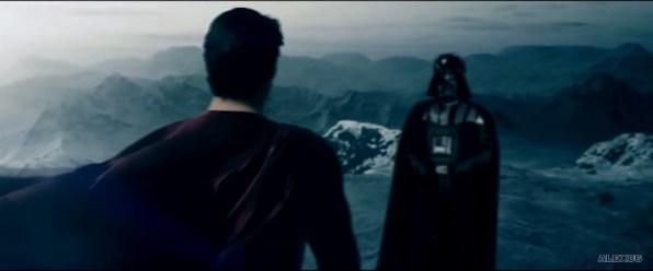 Superman vs Vader