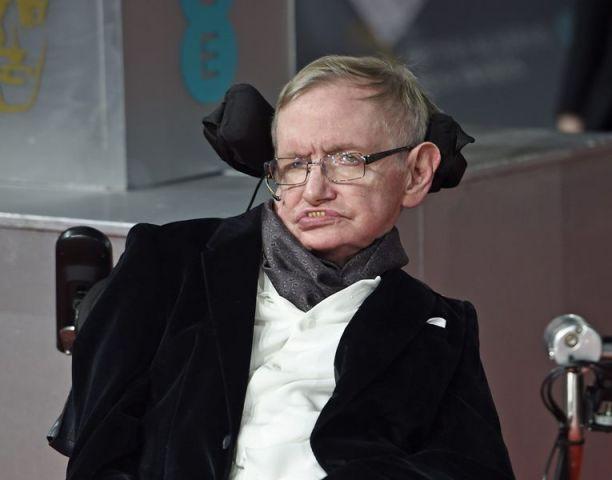 Foto: Stephen Hawking / EFE