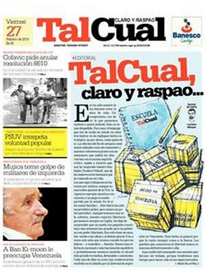 TalCualEditorial27Feb2015