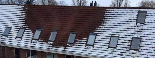Foto: Un tejado sin nieve delata una plantación de marihuana / lavanguardia.com