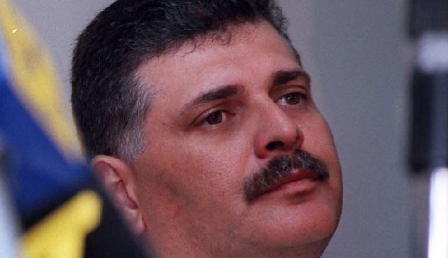 Carlos Aguilera, ex director Disip y ex vice ministro de Hugo Chávez / Foto archivo
