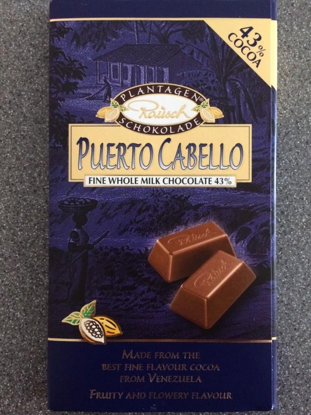 ChocolatePuertoCabelloFrente