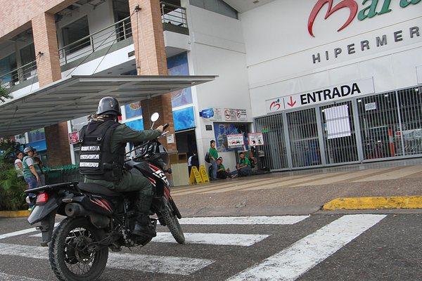 Foto: Hipermercado Baratta /  lanacion.com.ve