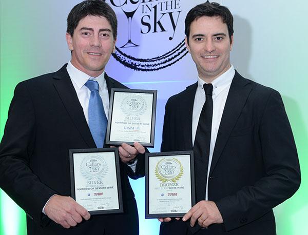 Cellars in the Sky Awards.