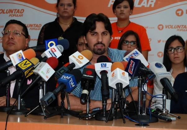 """Foto Antonio """"El Tigre"""" Rodríguez/ Prensa VP"""