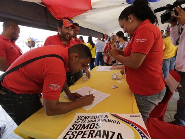 firmas contra decreto obama