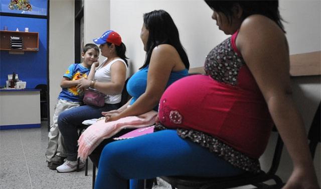 Image result for embarazadas en venezuela