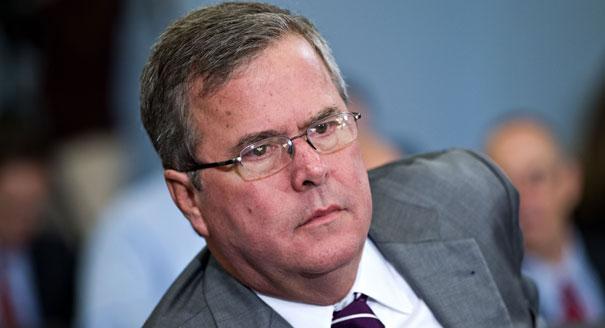 Jeb Bush lidera las preferencias dentro del partido Republicano / Foto Politico.com
