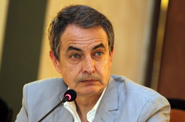 Foto: Expresidente del Gobierno español, José Luis Rodríguez Zapatero / EFE