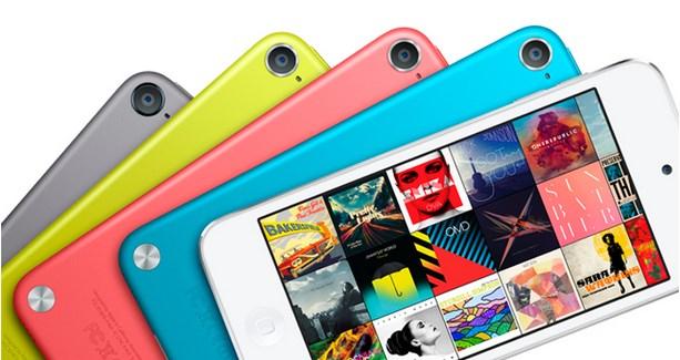 Apple lanza nueva versión del iPod touch
