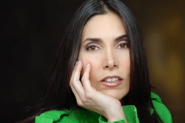 """Ana Karina Manco - """"Prepotente"""": critican a Ana Karina Manco tras entrevista con Luis Olavarrieta"""