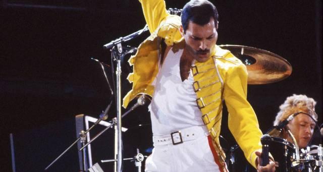 freddie - Publican una FOTO INÉDITA de Freddie Mercury que dejó impactado a los fanáticos