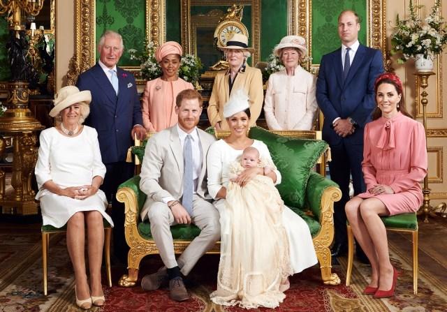 BRITAIN ROYALS CHRISTENING - Meghan sugirió que Archie no es príncipe por racismo pero... ¿qué dice el protocolo real?