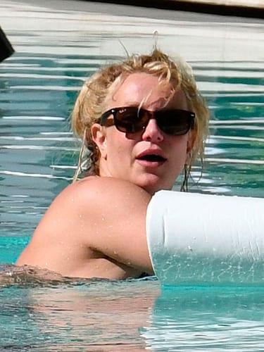 BRI 1 - Britney Spears estuvo en Miami y no creerás lo que captaron los paparazzi