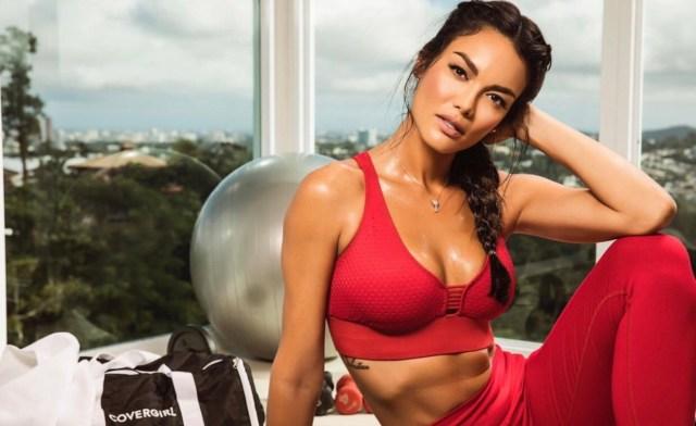 img 7417 - ¡Sin pudor! Zuleyka Rivera publicó un video desnuda y metida en el jacuzzi
