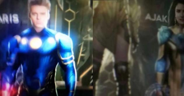 """Screenshot 4 34 - Filtran el aspecto de dos superhéroes de la nueva película """"Eternals"""" - #Noticias"""