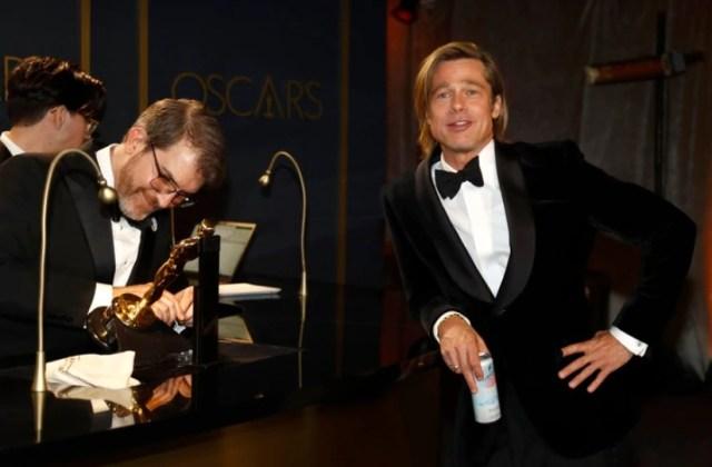 brad - Tras ganar un Oscar, Brad Pitt anunció que se retira de la actuación - #Noticias