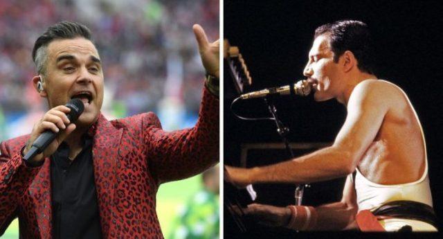 robbie williams - Robbie Williams confesó por qué rechazó ser cantante de Queen - #Noticias