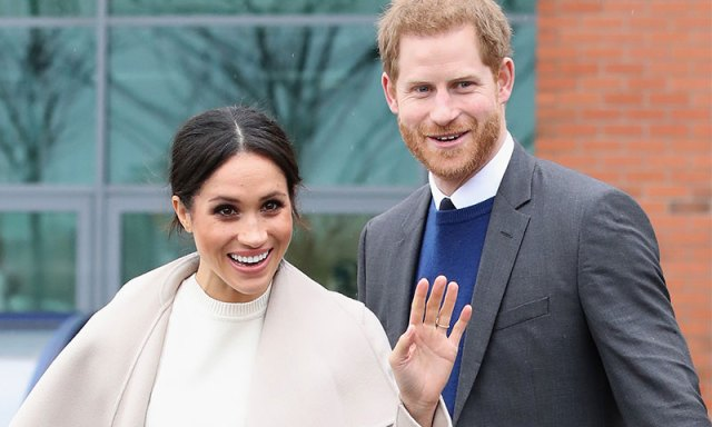 meghan harry - La familia real británica tomó una drástica decisión para separarse aún más de Meghan y Harry