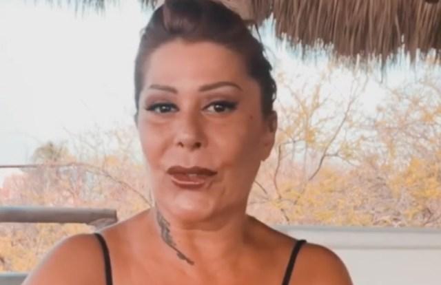 alejandra guzman - Alejandra Guzmán inicia el año con crueles críticas por el estado de su rostro (+Fotos)