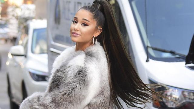 ariana grande  - ¡Como toda una reina! Así fue como Ariana Grande celebró su cumpleaños