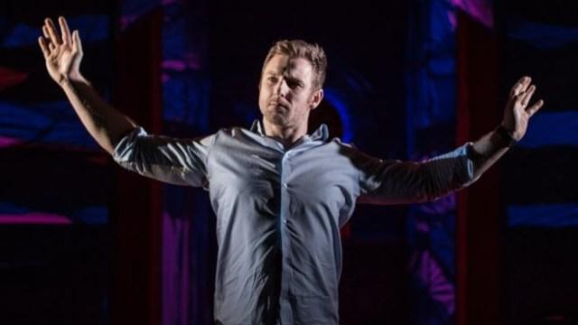 connor madden - El actor que fue acuchillado de verdad en el escenario