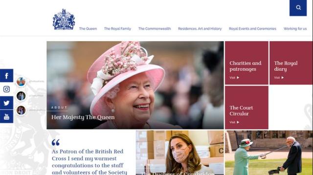 1 1 - La familia real británica tomó una drástica decisión para separarse aún más de Meghan y Harry