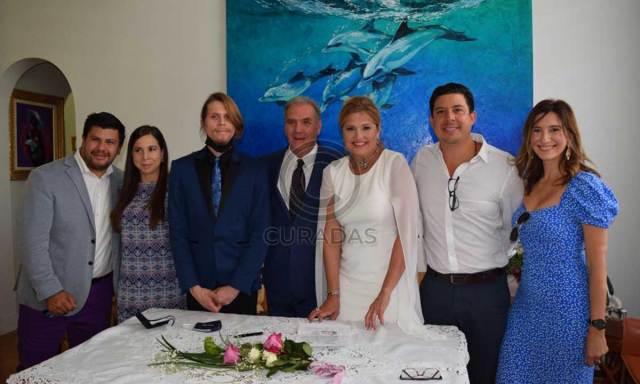 31C862DF 216C 49C7 A0DF 47D4DCB1E815 - Revelaron fotos de la misteriosa boda de la actriz venezolana Belén Marrero