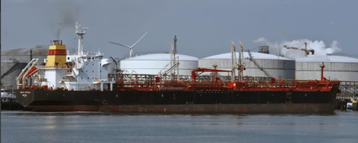 Estos serían los cuatro buques iraníes incautados por EE UU 2